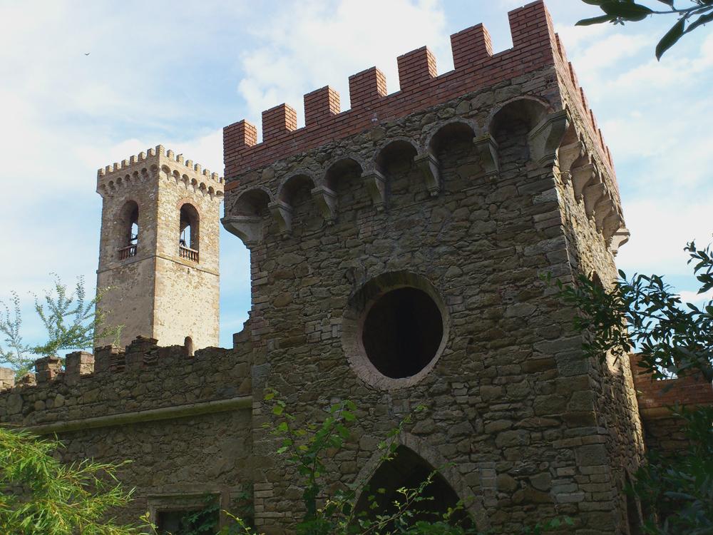 Villa Giulielmi auf der Isola Maggiore