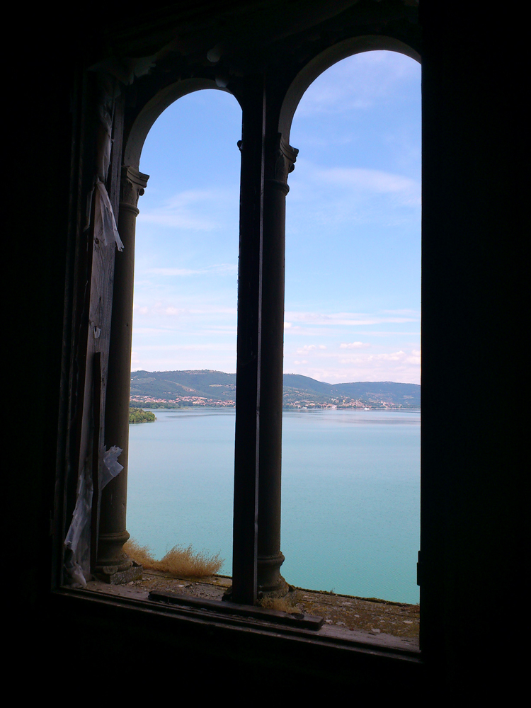 Isola Maggiore mit Blick auf Passignano