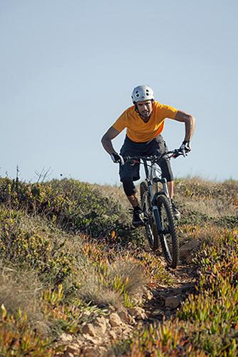 Am Lago Trasimeno sind ausgedehnte Mountainbiketouren möglich