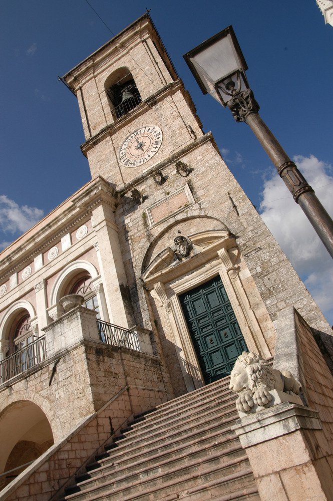 Norcia mit Kathedrale