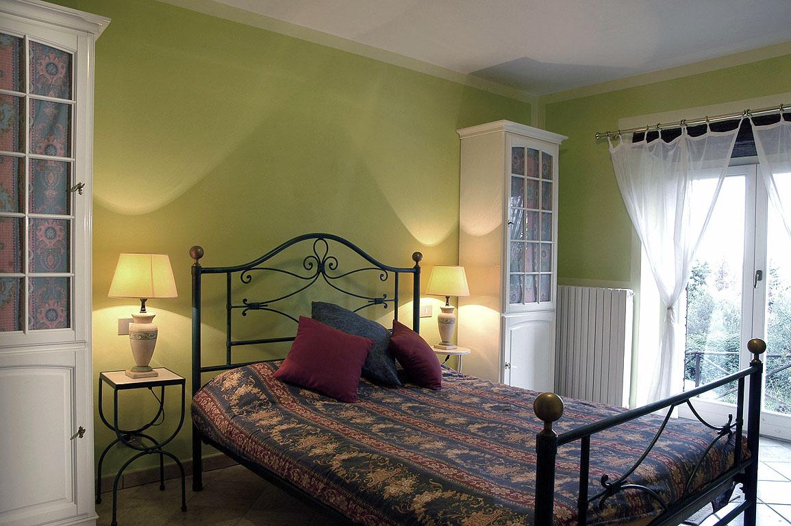 Schlafzimmer (Wohnung Vera)
